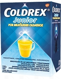 Coldrex Junior